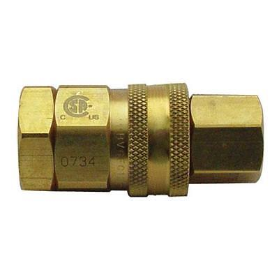 "T&S Brass - AG-5D - 3/4"" Gas Quick Disconnect"