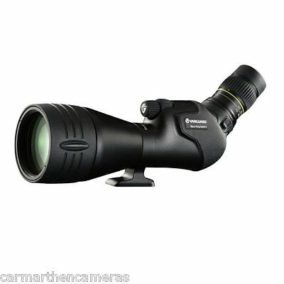 Vanguard Endeavor HD 82A Angled Spotting Scope with 20-60x Zoom Eyepiece