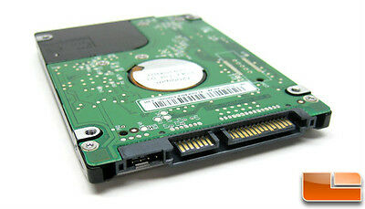 "Lot of 5: 750GB SATA 2.5"" Laptop Hard Drive *Discounted Price!"