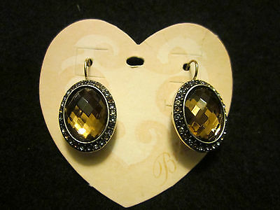 Brighton Luminesce Earrings  NWT