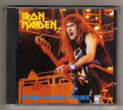 IRON MAIDEN - HOME SWEET HOME - CD LIVE  ED EU 1988 no CDr MINT SEALED