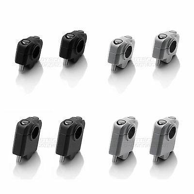SW Motech Handlebar Risers Honda NT650 Deauville All Years Black or Silver