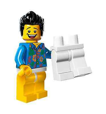 NEW THE LEGO MOVIE MINIFIGURES 71004 - 'Where are my Pants?' Guy