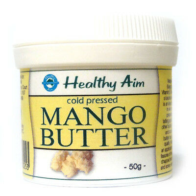 MANGO BUTTER Cold Pressed PREMIUM GRADE Anti Age 50g