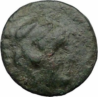 LYSIMACHOS successor of Alexander the Great Hercules Ancient Greek Coin i31822
