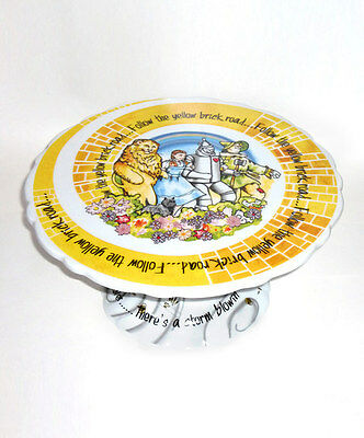 WIZARD OF OZ PAUL CARDEW CAKE STAND NEW IN BOX