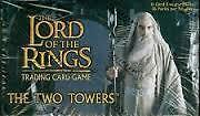 @brade Boite 36 Boosters Vo Lotr:the Two Towers @