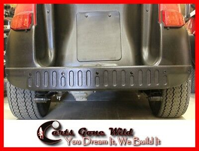 Bumper Cover Guard Club Car Precedent Golf Cart, Not A Sticker Backing