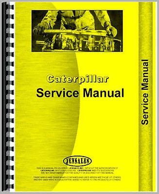 For Caterpillar 3208 Engine Service Manual (New)
