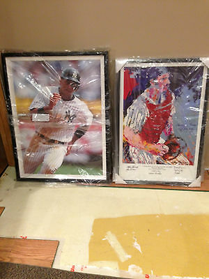 Huge Sports Memorabilia Collection WITH CERT'S .