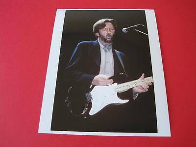 eric clapton 10x8 inch lab-printed glossy photo F5_959