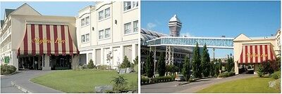 Niagara Falls 3 Star Hotel 1 Night Package