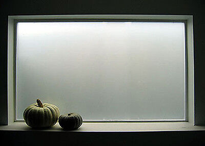 White Frost - Privacy Frosted Glass Window Tinting Tint Film Self Adhesive Vinyl