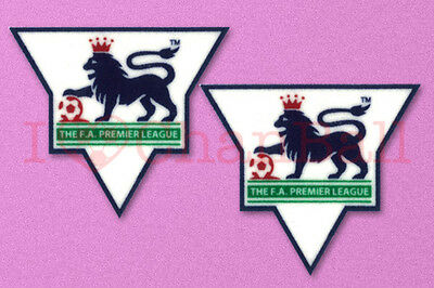 England Premier League 1996-2003 Player Standard Sleeve Soccer Patch / Badge