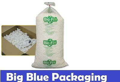 400 Litre bag Void Fill Peanuts Packing Nuts Packaging Eco Bio Friendly
