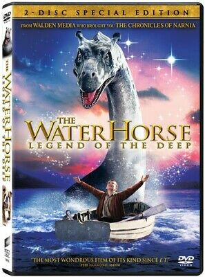 The Water Horse: Legend of the Deep (DVD, 2008, 2-Disc Set, Special Edition) NEW