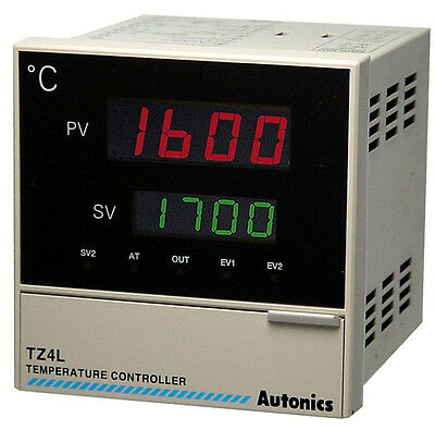 Temperature Controller 96x96mm Large TZ4L-14R Dual PID control Relay output