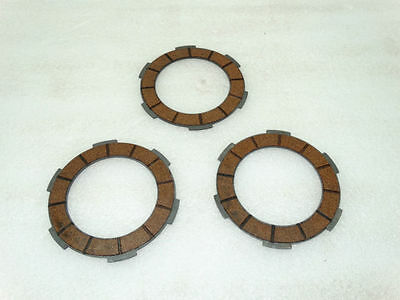 New Vespa Clutch Plate Set V50 90 125 Et3 Pk For Small Frames #vp251 @justroyal