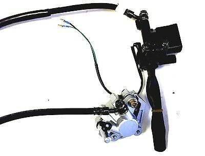 Sunny Complete Front Disc Brake Assembly 49cc- 50cc  ~ Chinese SCOOTER