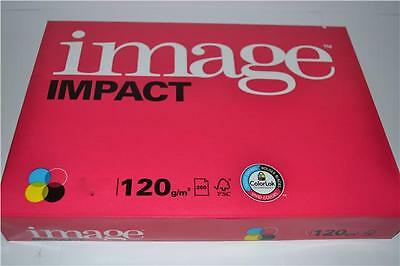 High Quality Image Impact Paper - 80-200gsm (A4 210mm x 297mm) 250-10000 Sheets