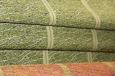 Old World Weavers Textured Animal Upholstery Fabric 3 Yards Rtls $900+