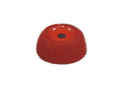 "Power Carving Cup Rasp 2"" Medium Grit Adapter Included 1/4"" Diameter Shaft Tool"