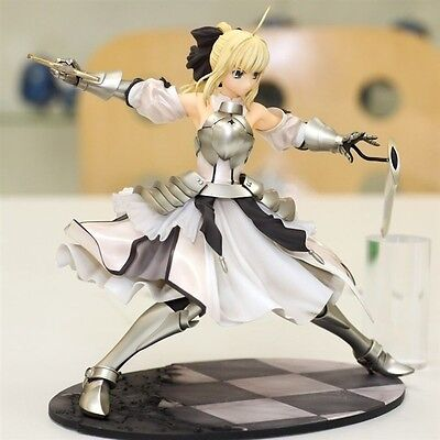 Anime Fate Stay Night Saber Lily Distant Avalon 1/7 Scale PVC figure new in box