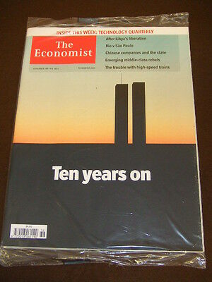 THE ECONOMIST (BNIP) - TWIN TOWERS TEN YEARS ON - Sept 3 2011