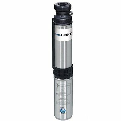 Little Giant W12G10S12-22P - 1 HP  12 GPM Deep Well Submersible Pump (2-Wire ...