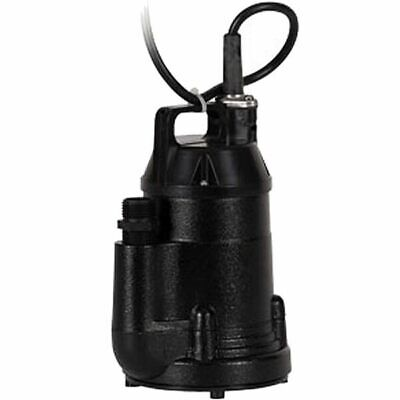 """Little Giant UP16M - 20 GPM (1"""") Aluminum Submersible Utility Pump"""
