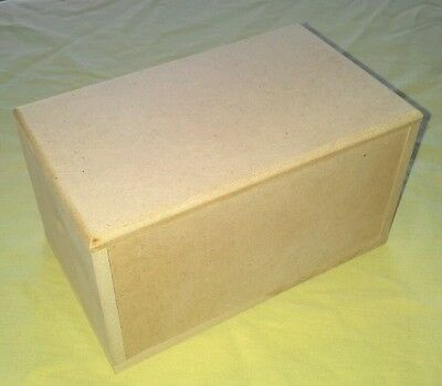 Jewelry box for handy craft , painting or Decoupage, Custom orders welcome