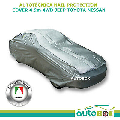 CAR HAIL STONE STORM PROTECTION COVER 4WD 4x4 to 4.9metre for JEEP TOYOTA NISSAN