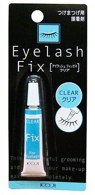 KOJI Eyelash Fix Glue Adhesive (Clear)
