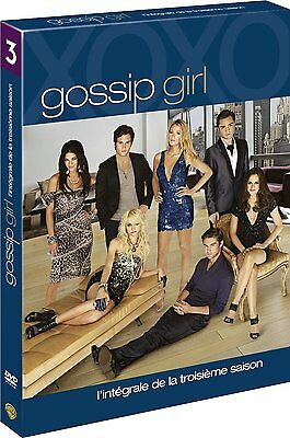 Gossip Girl, Integrale Saison 3 Neuf Sous Cello