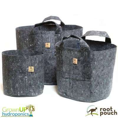 Root Pouch-Air/Root Pruning Plant pots-Various Sizes-Recycled