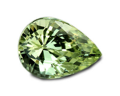 1.82 Carats Natural Tunduru Chrysoberyl Loose Gemstone - Pear