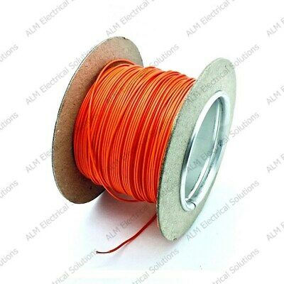 1mm Automotive Marine Auto Cable 16.5Amp Thinwall All Lengths & Colours