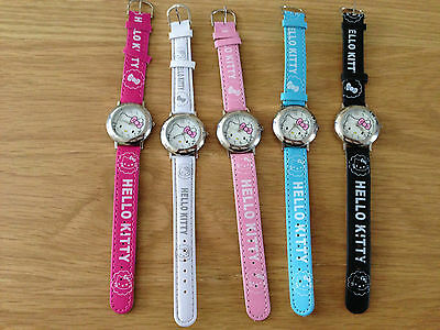 Hello Kitty Watch - Various Colours you choose - Brand New