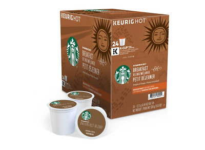 Starbucks Breakfast Blend Coffee Keurig K-Cups 96-Count