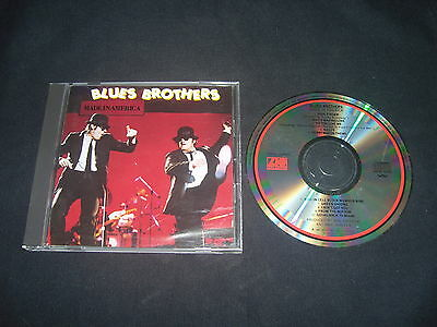 Blues Brothers - Made In America - JAPAN CD 1989 18P2-2985 RARE