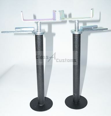 2 RV Camper Slide out stabilizer supports by Heng's 26 - 47 inch reach