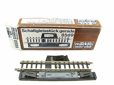 Marklin Z Miniclub 8589 55mm Special Contact Straight Track - BOXED -  MT10B