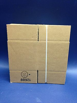 100 - 6 x 6 x 6 / 152x152 x152mm STRONG SINGLE WALL CARDBOARD BOXES FREE 24h