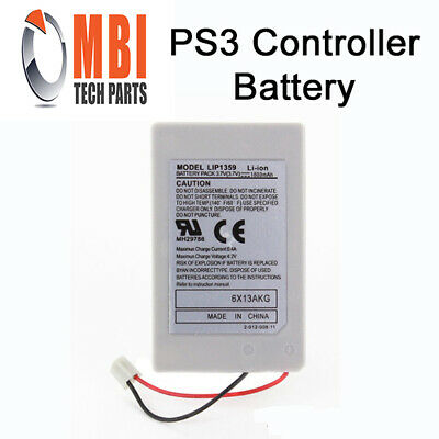 Replacement 1800mAH Battery Pack for Sony PS3 Controller