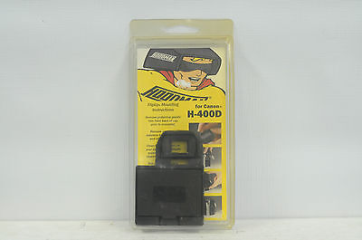 Hoodman Flip Up LCD Cover H-400D For Canon XT-I Camera
