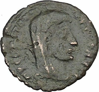 CONSTANTINE I the GREAT Cult  Ancient Roman Coin Christian Deification  i38129