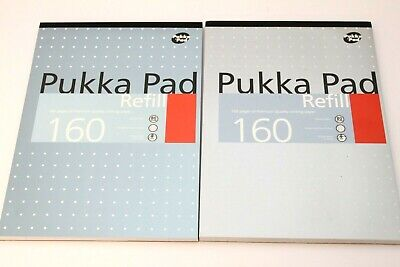Pukka  Refill Pad 160 Pages