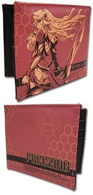Official Licensed Anime Freezing Satellizer Wallet #81516