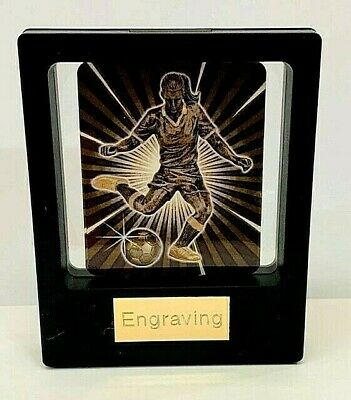 Female Football Trophies with FREE Engraving + FREE P&P