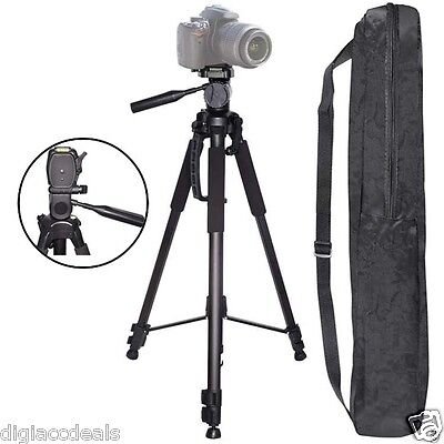 """70"""" Full Size Professional Heavy Duty Tripod fits  all Photo / Video Cameras"""